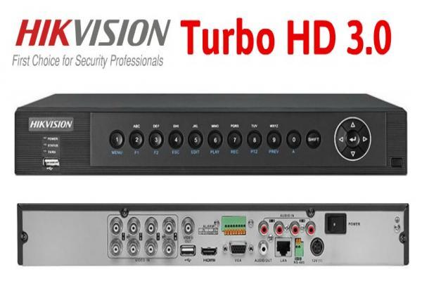 دوربین مدار بسته HDTVI با کیفیت 5 مگاپیکسل