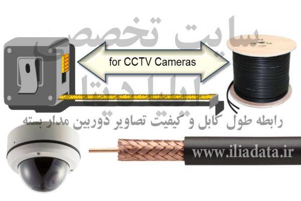 آیا طول کابل در کیفیت تصویر دوربین مدار بسته تاثیر دارد