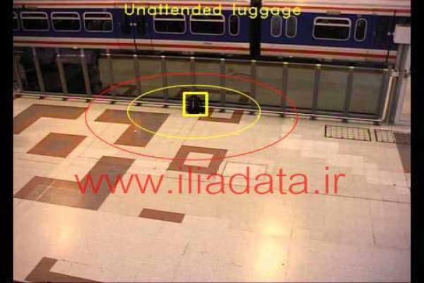 تشخیص حرکات مشکوک توسط دوربین مدار بسته هوشمند