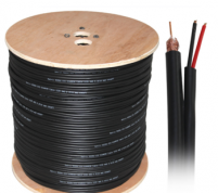 کابل کواکسیال ترکیبی دوربین مدار بسته