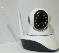 دوربین مدار بسته چرخشی با درگاه حافظه داخلی