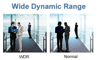 اهميت WDR در جانمايي دوربين مدار بسته