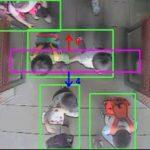 people counting در دوربین مدار بسته تحت شبکه